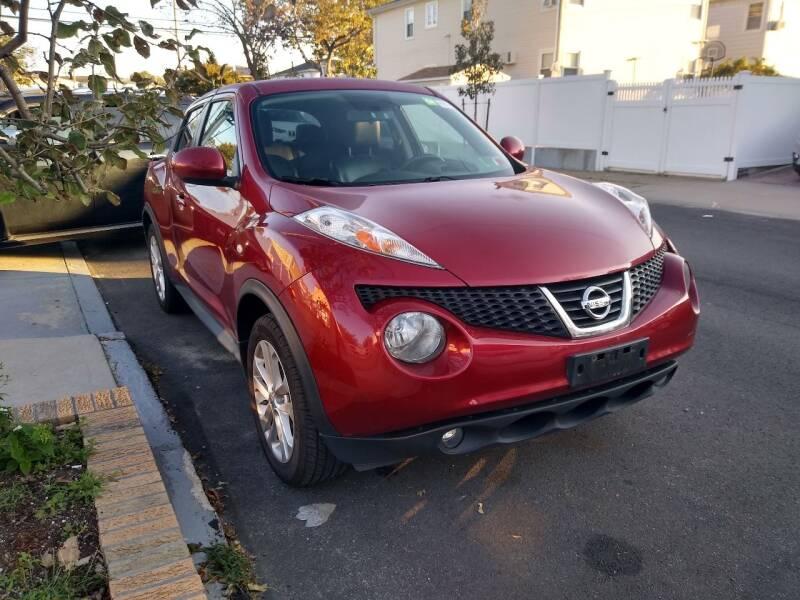 2012 Nissan JUKE for sale at Blackbull Auto Sales in Ozone Park NY