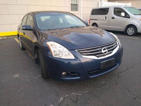 2011 Nissan Altima for sale at Blackbull Auto Sales in Ozone Park NY