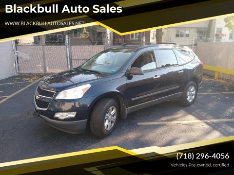 2010 Chevrolet Traverse for sale at Blackbull Auto Sales in Ozone Park NY