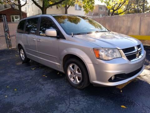 2012 Dodge Grand Caravan for sale at Blackbull Auto Sales in Ozone Park NY