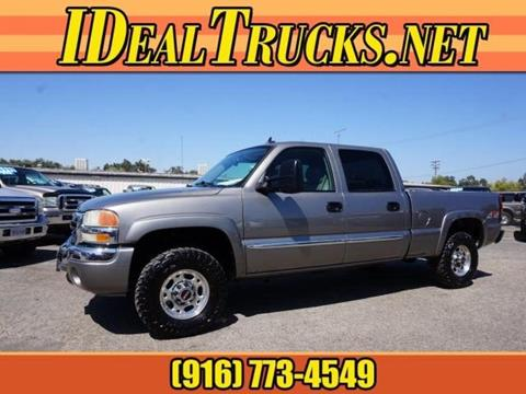 2007 GMC Sierra 1500HD Classic for sale in Roseville, CA