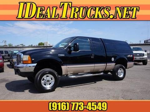 1999 Ford F-250 Super Duty for sale in Roseville, CA
