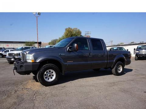 2004 Ford F-250 Super Duty for sale in Roseville, CA
