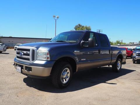 2005 Ford F-250 Super Duty for sale in Roseville, CA