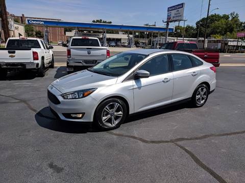 2018 Ford Focus for sale in Rome, GA
