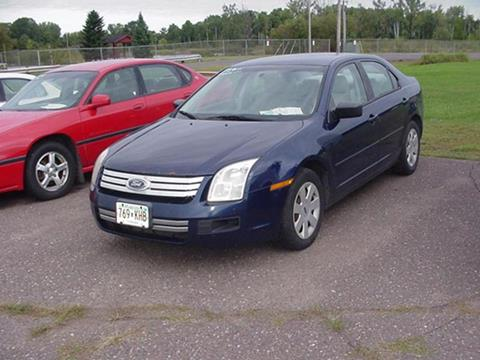 2006 Ford Fusion for sale in Pine City, MN