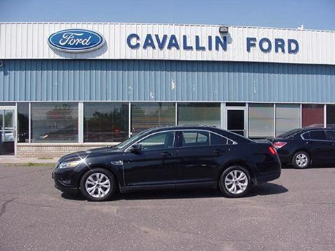 2010 Ford Taurus for sale in Pine City MN
