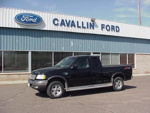 2003 Ford F-150 for sale in Pine City, MN
