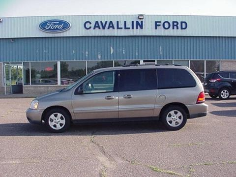 2004 Ford Freestar for sale in Pine City, MN