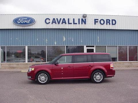 2014 Ford Flex for sale in Pine City, MN