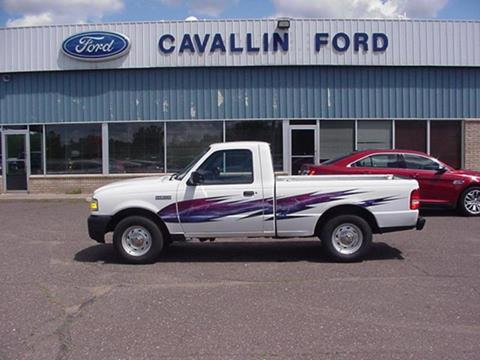 2006 Ford Ranger for sale in Pine City, MN