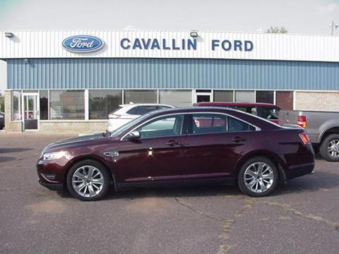 2012 Ford Taurus for sale in Pine City, MN