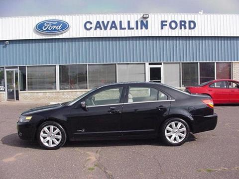 2009 Lincoln MKZ for sale in Pine City MN