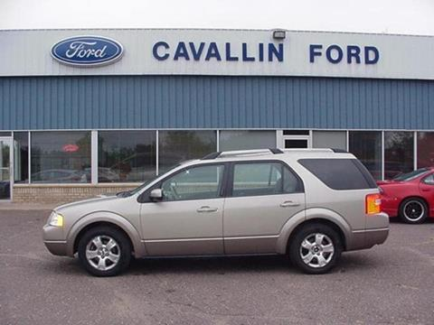 2006 Ford Freestyle for sale in Pine City, MN