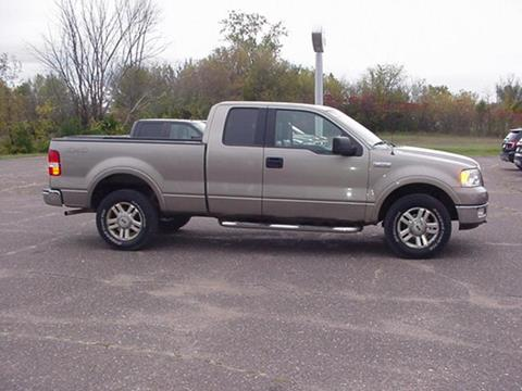 2004 Ford F-150 for sale in Pine City, MN
