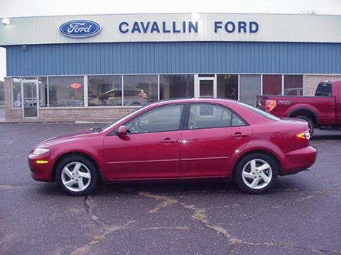 2003 Mazda MAZDA6 for sale in Pine City, MN