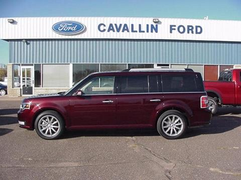 2017 Ford Flex for sale in Pine City, MN
