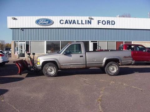 2000 Chevrolet C/K 3500 Series for sale in Pine City, MN