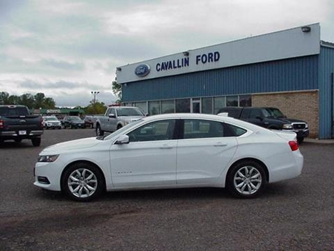 2019 Chevrolet Impala for sale in Pine City, MN