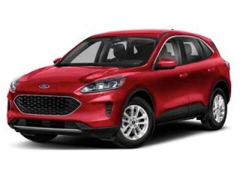 2020 Ford Escape SE for sale at Cavallin Ford - New in Pine City MN