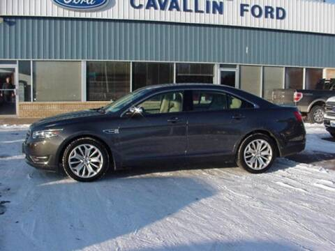 2016 Ford Taurus Limited for sale at Cavallin Ford in Pine City MN