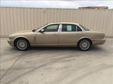 2006 Jaguar XJ-Series for sale at Whitts Auto Sales in Houston TX