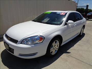 2012 Chevrolet Impala for sale at Whitts Auto Sales in Houston TX