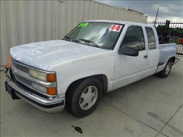 1994 Chevrolet C/K 1500 Series for sale at Whitts Auto Sales in Houston TX