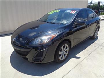 2011 Mazda MAZDA3 for sale at Whitts Auto Sales in Houston TX