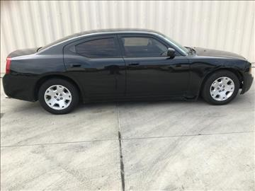 2007 Dodge Charger for sale at Whitts Auto Sales in Houston TX