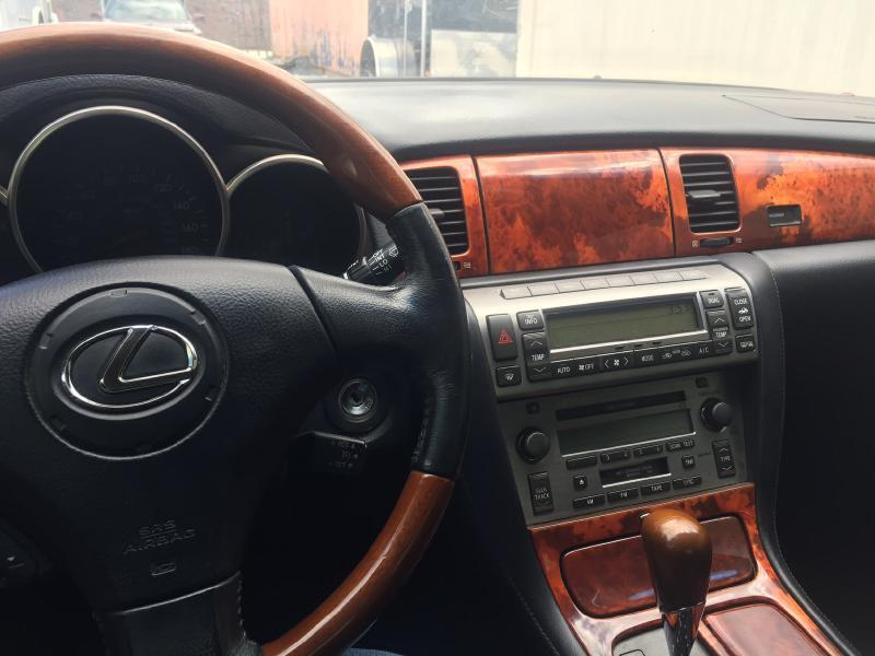 2005 Lexus SC 430 for sale at Whitts Auto Sales in Houston TX