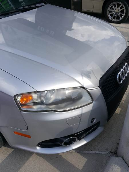 2006 Audi S4 for sale at Whitts Auto Sales in Houston TX