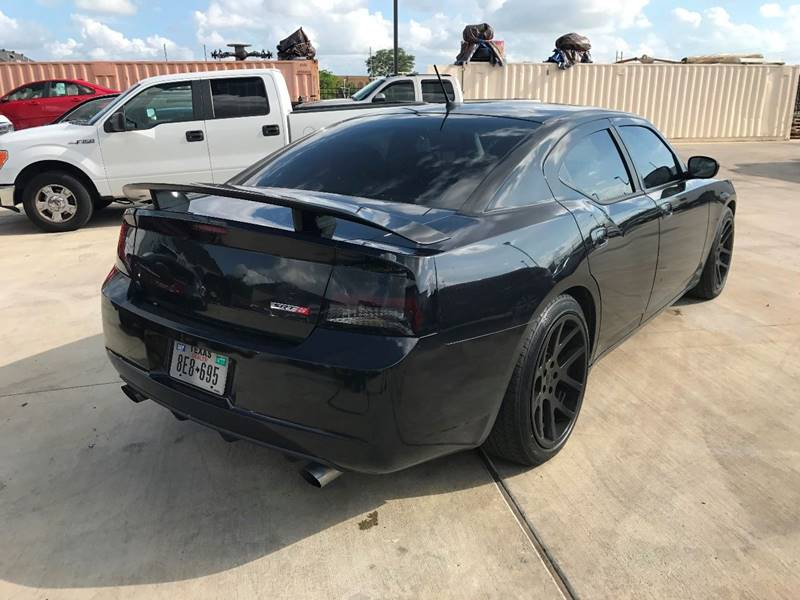 2008 Dodge Charger for sale at Whitts Auto Sales in Houston TX