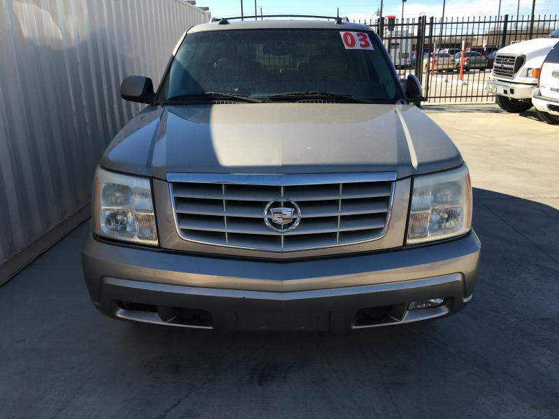 2003 Cadillac Escalade for sale at Whitts Auto Sales in Houston TX