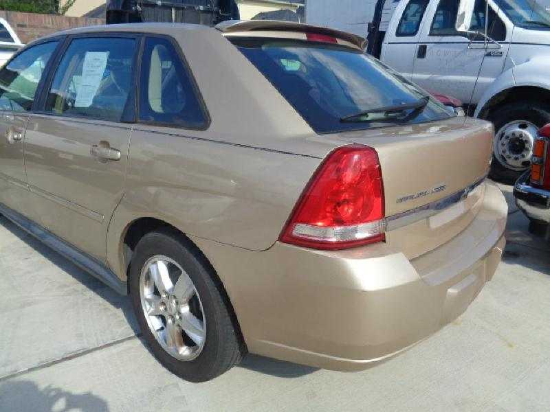 2005 Chevrolet Malibu Maxx for sale at Whitts Auto Sales in Houston TX