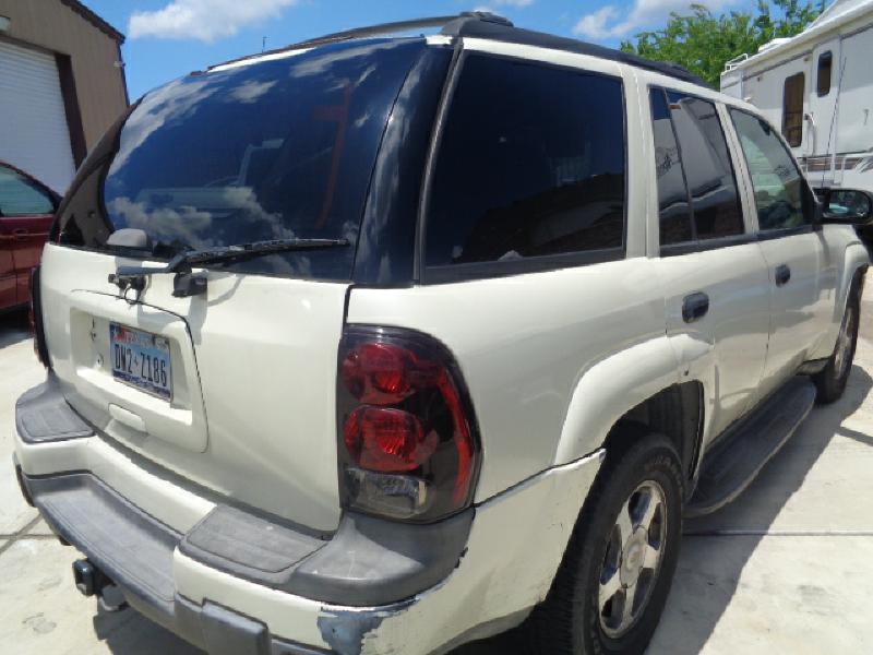 2002 Chevrolet TrailBlazer for sale at Whitts Auto Sales in Houston TX