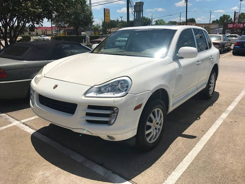 2008 Porsche Cayenne for sale at Whitts Auto Sales in Houston TX