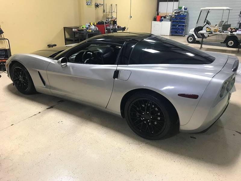 2005 Chevrolet Corvette for sale at Whitts Auto Sales in Houston TX