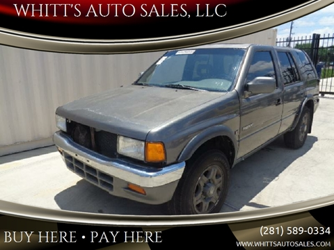 1997 Honda Passport for sale in Houston, TX