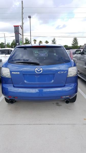 2009 Mazda CX-7 for sale at Whitts Auto Sales in Houston TX