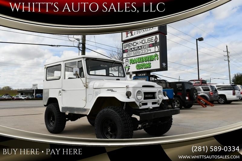 Buy Here Pay Here Houston Tx >> Whitt S Auto Sales Llc Car Dealer In Houston Tx