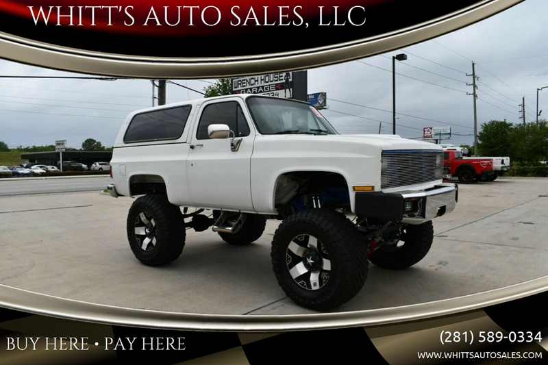 Buy Here Pay Here Houston >> Whitt S Auto Sales Llc Car Dealer In Houston Tx