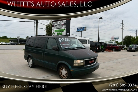 1997 GMC Safari for sale in Houston, TX