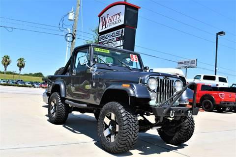 1985 Jeep Scrambler for sale in Houston, TX