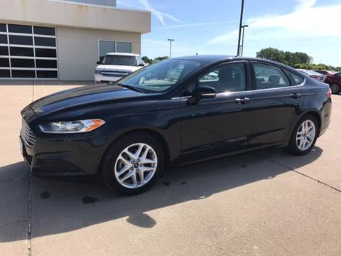 2014 Ford Fusion for sale in Jefferson, IA