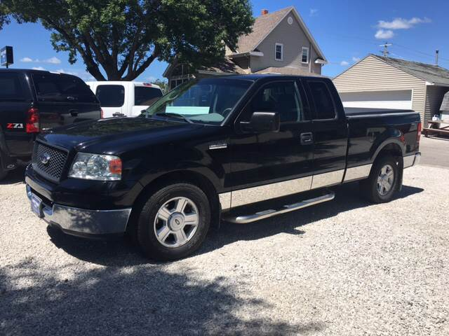 2004 Ford F-150 for sale at New Way Auto in Jefferson IA