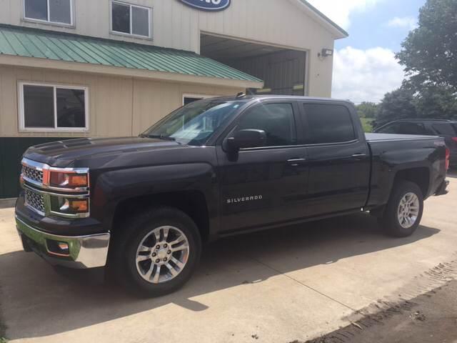 2014 Chevrolet Silverado 1500 for sale at New Way Auto in Jefferson IA