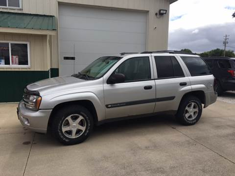 2004 Chevrolet TrailBlazer for sale in Jefferson, IA
