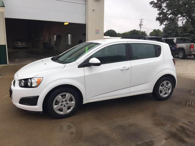 2014 Chevrolet Sonic for sale at New Way Auto in Jefferson IA