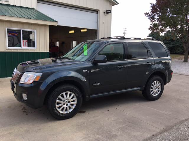 2008 Mercury Mariner for sale at New Way Auto in Jefferson IA
